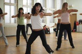 Cursus streetdance bij Parnassos