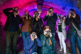 Fotografie groep cursus Parnassos