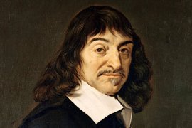 Portrait of René Descartes (1596-1650) - painting by Frans Hals / Wikimedia Commons