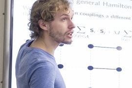 Word leraar in het voortgezet onderwijs - fotograaf Ed van Rijswijk