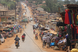 street view developing country