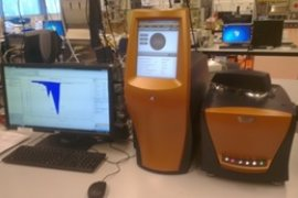 TA instruments Discovery DSC