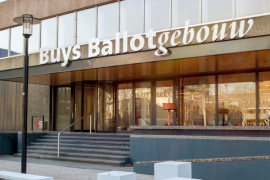 Entrance Buys Ballotgebouw