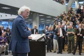 Opening Victor J Koningsbergergebouw