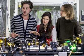 Beta studie Natuur- en sterrenkunde studeren uitgelicht