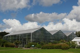 Het Kassencomplex van de Botanische Tuinen