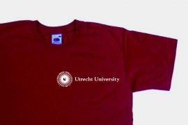 UU logo toepassing in wit
