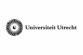 UU logo in zwart