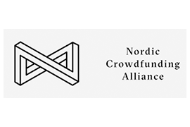 logo Nordic Crowdfunding Alliance