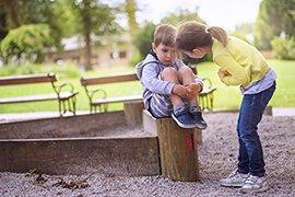 Empathie en sympathie bij kinderen