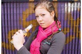 Alcoholgebruik onder kinderen