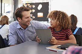 Relatie leerling en leraar