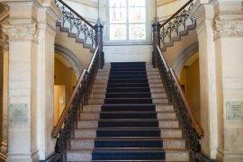 Academiegebouw central hallway