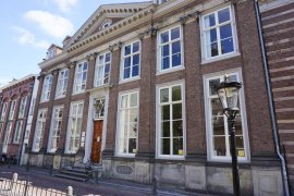Front view of Achter Sint Pieter 200