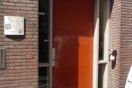 Main entrance of Achter Sint Pieter 25