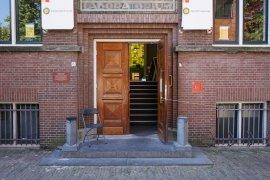 Main entrance of Bijlhouwerstraat 6
