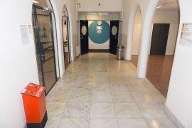Central hall of Kromme Nieuwegracht 80