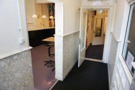 One of the hallways of Muntstraat 2A (Kromme Nieuwegracht 20 en 22)