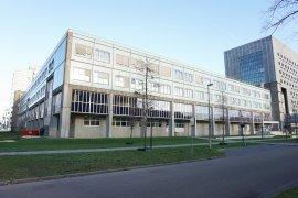 The front view of Nieuw Gildestein