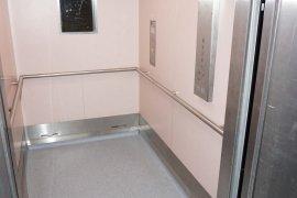 The elevator in Nieuw Gildestein