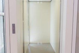 The elevator at Parnassos Cultuurcentrum