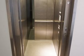 The elevator of the University Museum
