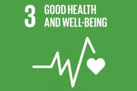 Sustainable Development Goal 3 - Good health and well-being