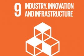 Sustainable Development Goal 9 - Industry, Innovation and Infrastructure