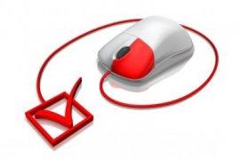 Digitaal stemmen © iStockphoto.com/mipan