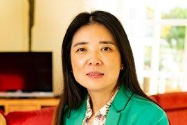 Prof. dr. Aoju Chen. Foto: Ivar Pel