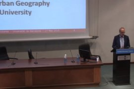 Ronald van Kempen Urban Geography Fund