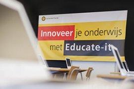 Digitalisering van het onderwijs door gebruik van laptops