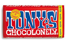 Logo Tony's Chocolonely