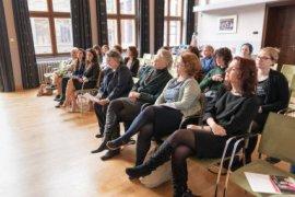 Rosanna Fund Grant Ceremony