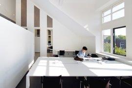 Studieruimte Spinoza Hall