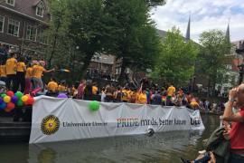 Utrecht Canal Pride 2018