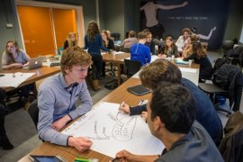 Young Leaders League – honours programma voor Masterstudenten.