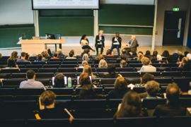 Conference organised by Incluusion in 2018.