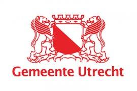 Het wapen van de gemeente Utrecht.