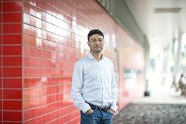 Dr. Sanli Faez, lid van de Utrecht Young Academy.