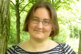 Dr. Laura Filion, lid van de Utrecht Young Academy.