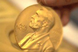 Medaille nobelprijs