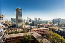 Skyline Utrecht Science Park