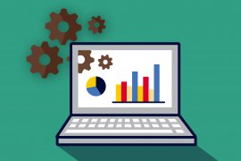 Data Management Icoon