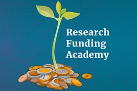 Logo Research Funding Academy