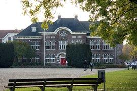 Vooraanzicht University College