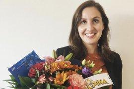 Maureen Scrhijen wint twee prijzen met haar scriptie