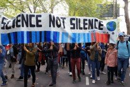 Scientists4Future Bloc at Climate Strike