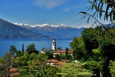 Como meer, Italië