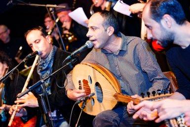 U Jazz Parnassos Catching Cultures Orchestra